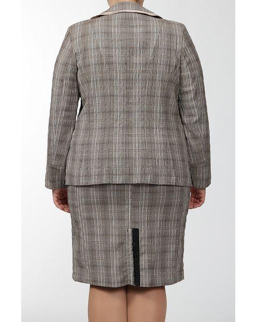 Пиджак Alain Weiz                                                                                                              бежевый цвет