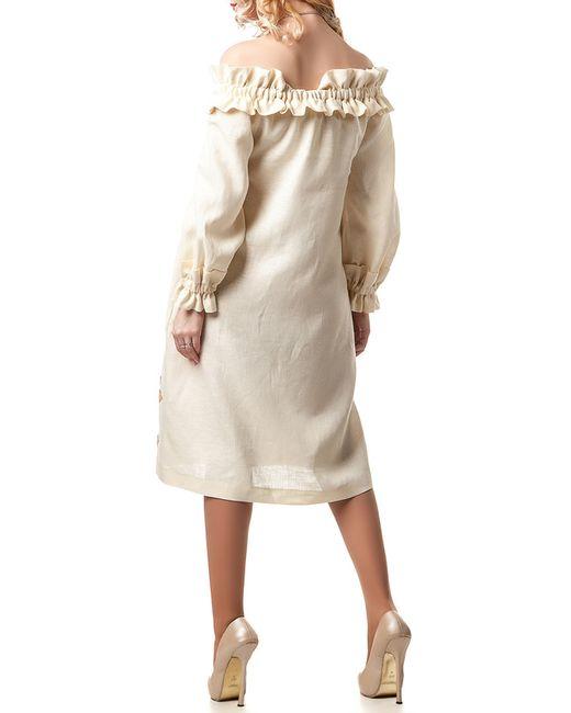 Платье Yukostyle                                                                                                              None цвет