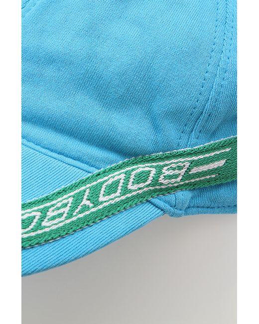 Бейсболка Bikkembergs                                                                                                              голубой цвет