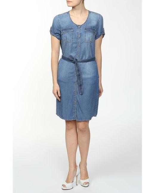 Платье Bogner                                                                                                              синий цвет