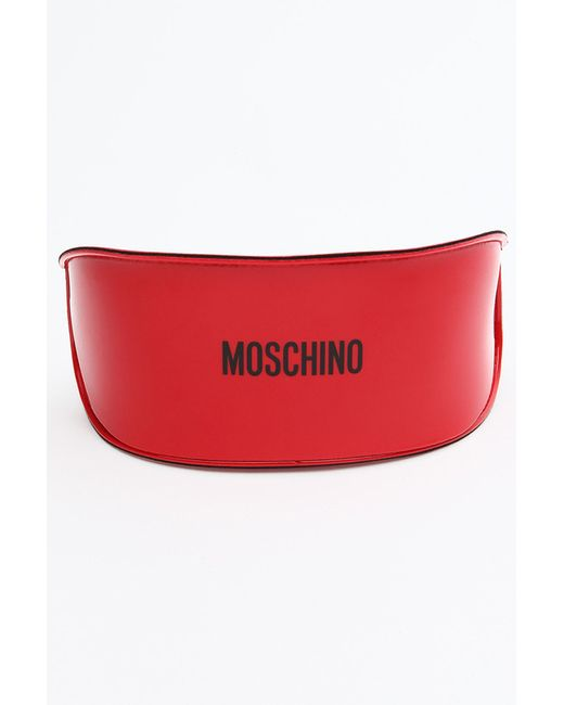 Очки Солнцезащитные Moschino                                                                                                              None цвет