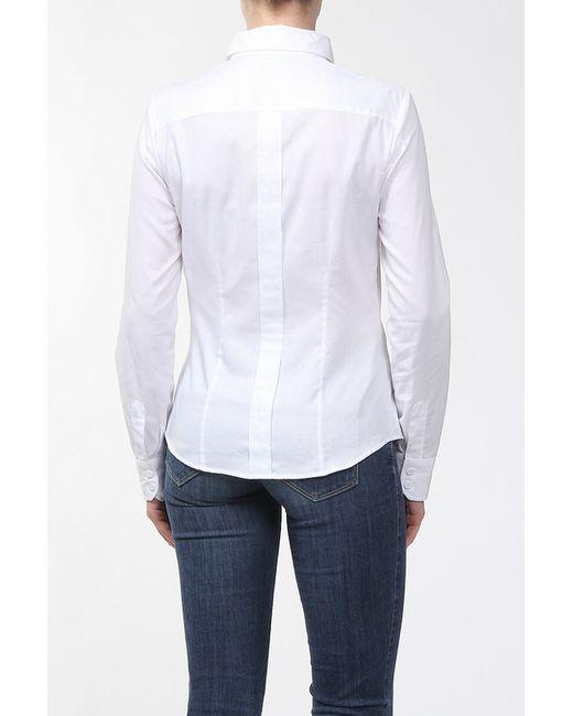 Блуза Luisa Spagnoli                                                                                                              белый цвет