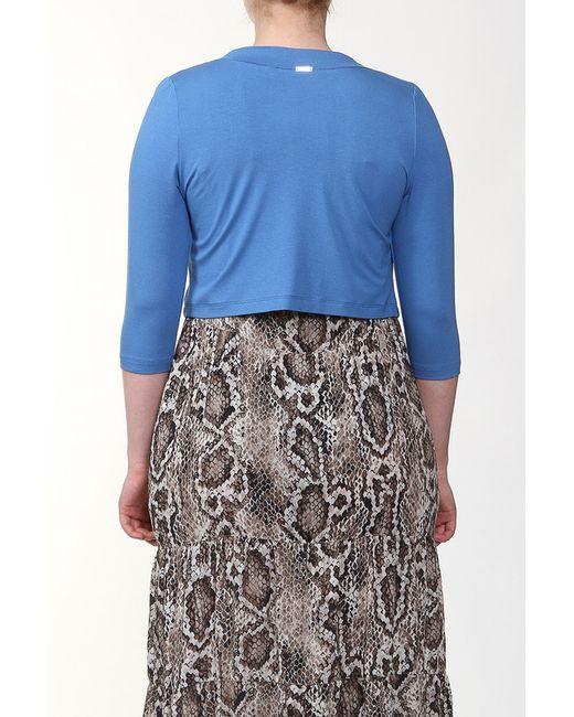 Блузка Helmidge                                                                                                              голубой цвет
