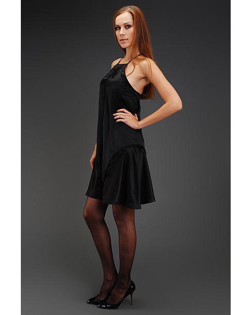 Платье Miu Miu                                                                                                              чёрный цвет