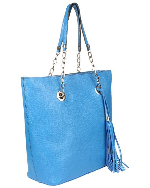 Сумка Gianni Conti                                                                                                              синий цвет