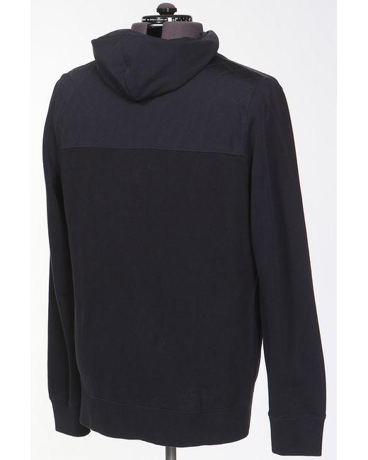Пуловер Strellson                                                                                                              синий цвет