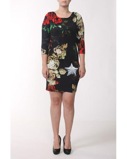 Платье Philipp Plein                                                                                                              многоцветный цвет
