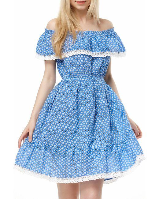 Платье Regina di Picco                                                                                                              None цвет