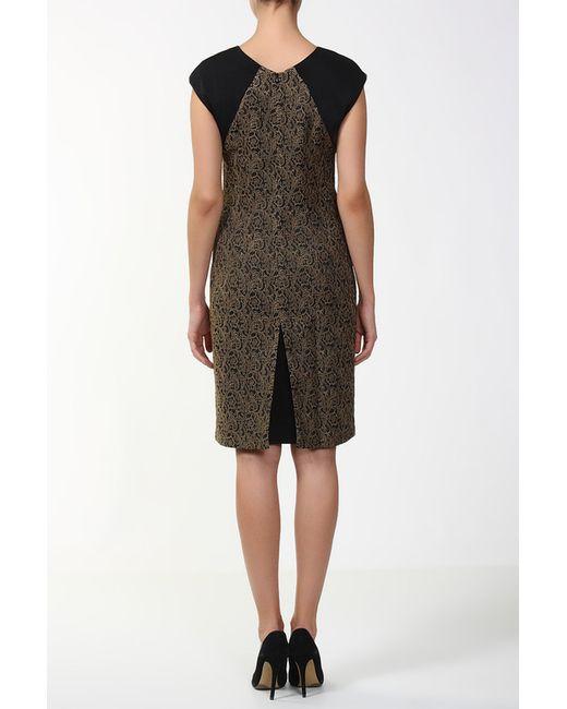 Платье VITO Exclusive                                                                                                              золотой цвет