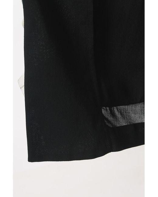 Жакет Maison Margiela                                                                                                              чёрный цвет