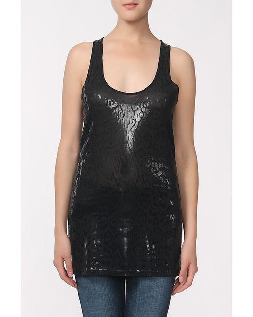 Майка Джерси Givenchy                                                                                                              чёрный цвет