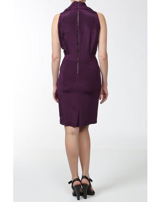 Платье Shanghai Tang                                                                                                              фиолетовый цвет