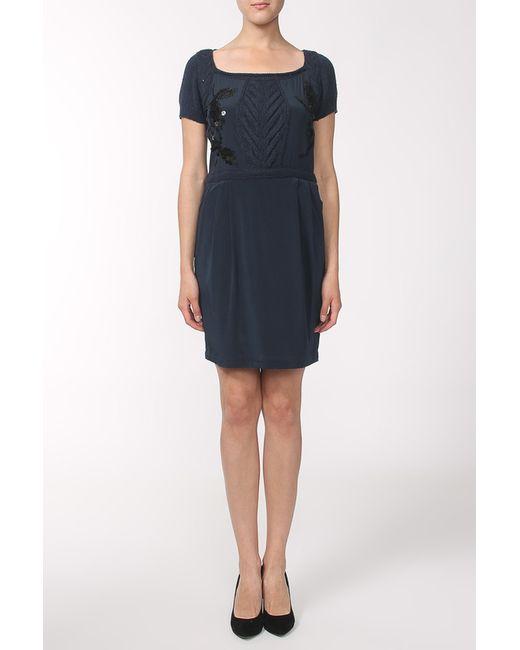 Платье Sita Murt/                                                                                                              синий цвет