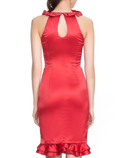 Платье Stella Di Mare                                                                                                              красный цвет