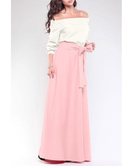 Платье REBECCA TATTI                                                                                                              розовый цвет