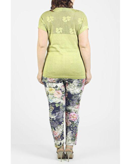 Джемпер Milana Style                                                                                                              зелёный цвет