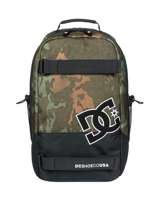 Рюкзак Dcshoes                                                                                                              зелёный цвет