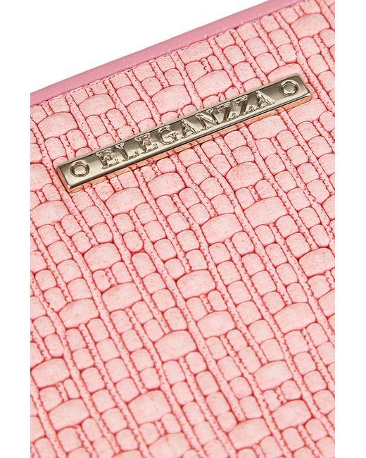 Кошелек Eleganzza                                                                                                              розовый цвет