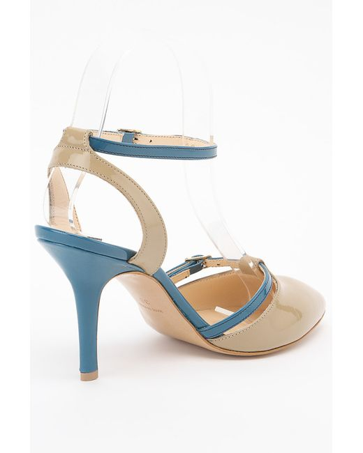 Туфли Formula Italiana                                                                                                              бежевый цвет