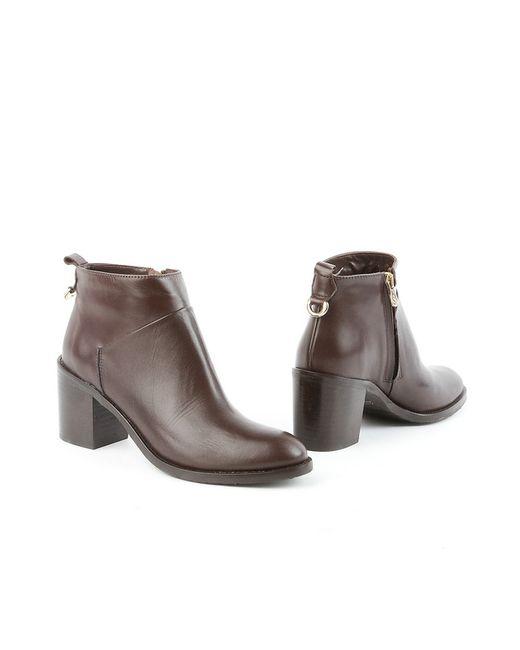 Ботинки Liska                                                                                                              коричневый цвет