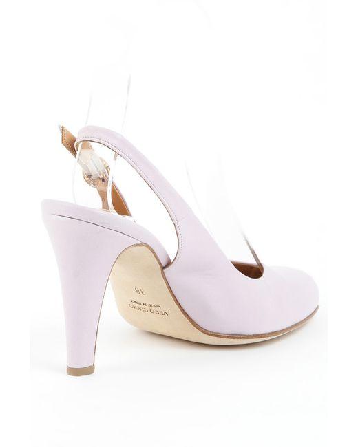 Туфли Sk                                                                                                              фиолетовый цвет
