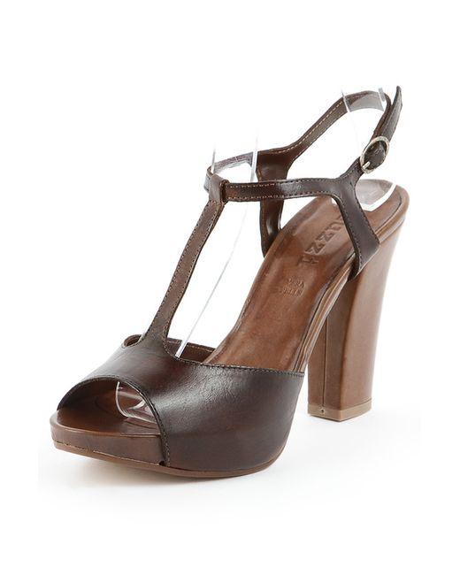 Туфли Sk                                                                                                              коричневый цвет