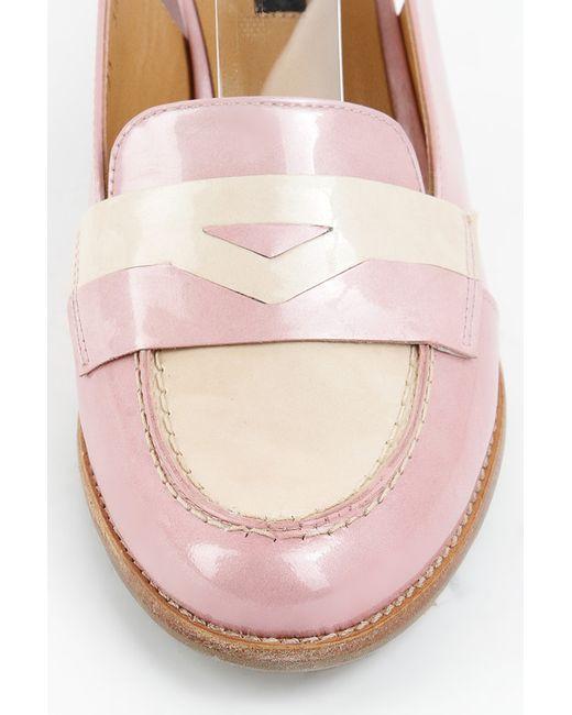 Туфли Zinda                                                                                                              розовый цвет