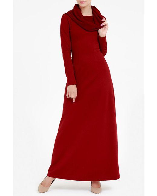 Платье Xarizmas                                                                                                              красный цвет