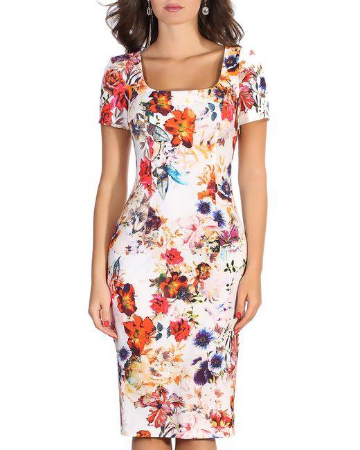 Платье Olivegrey                                                                                                              оранжевый цвет