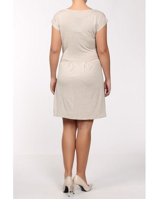 Платье Reserved                                                                                                              бежевый цвет
