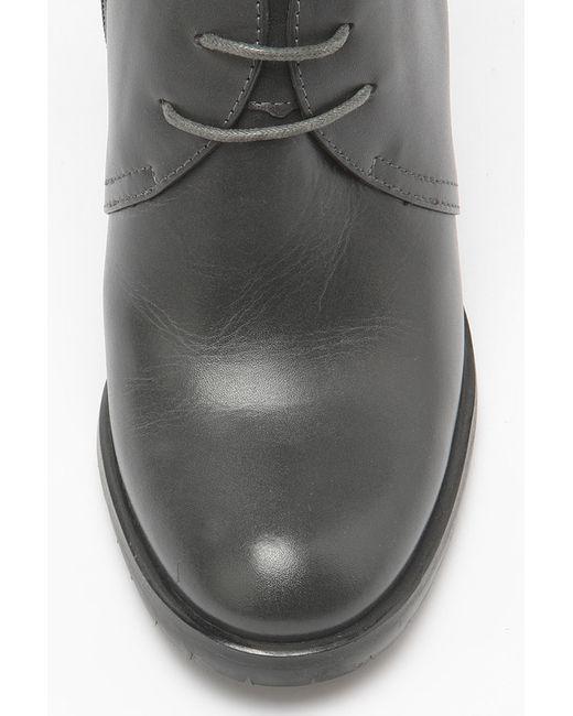 Ботинки PROPAGANDA                                                                                                              серый цвет