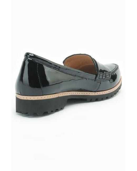 Туфли Закрытые Zumita                                                                                                              чёрный цвет