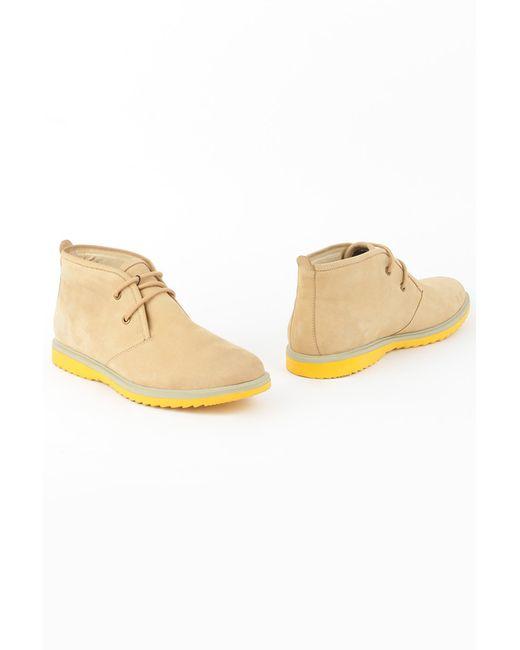 Ботинки Mascotte                                                                                                              бежевый цвет