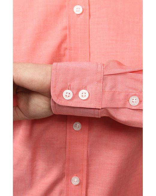 Рубашка Nautica                                                                                                              розовый цвет