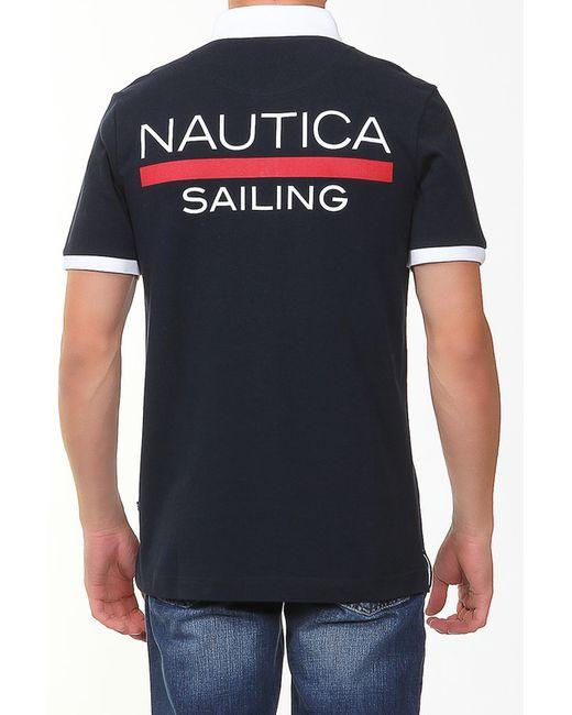 Поло Nautica                                                                                                              None цвет