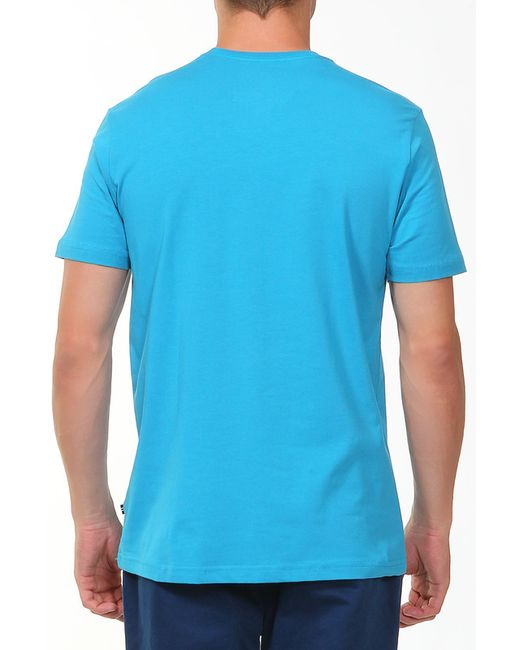 Футболка Nautica                                                                                                              голубой цвет
