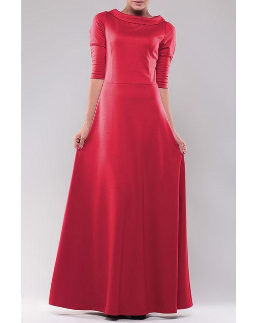 Платье Laura Bettini                                                                                                              красный цвет
