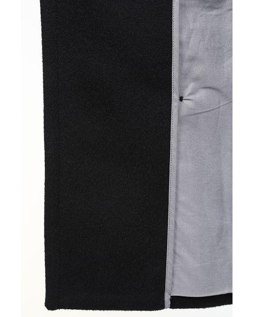 Полупальто Maison Margiela                                                                                                              чёрный цвет