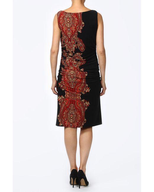 Платье Nine West                                                                                                              чёрный цвет