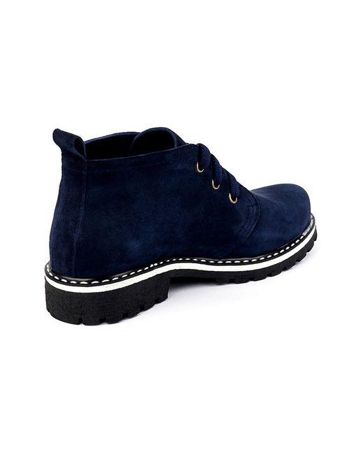Ботинки Vita Ricca                                                                                                              синий цвет
