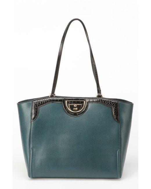 Сумка Class Roberto Cavalli                                                                                                              зелёный цвет