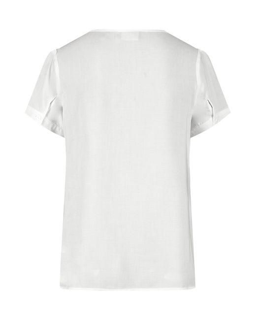 Блузка Finn Flare                                                                                                              белый цвет