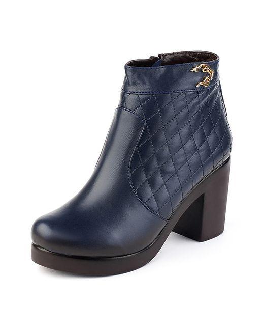 Ботинки Grand Style                                                                                                              синий цвет
