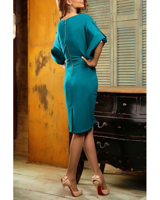 Платье Bezko                                                                                                              голубой цвет