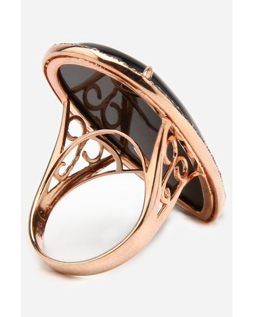 Кольцо Silver Dreams                                                                                                              розовый цвет