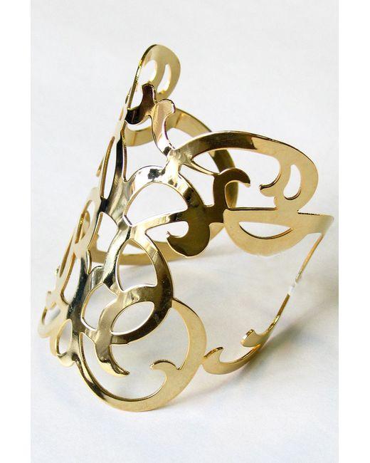 Браслет Divetro                                                                                                              золотой цвет