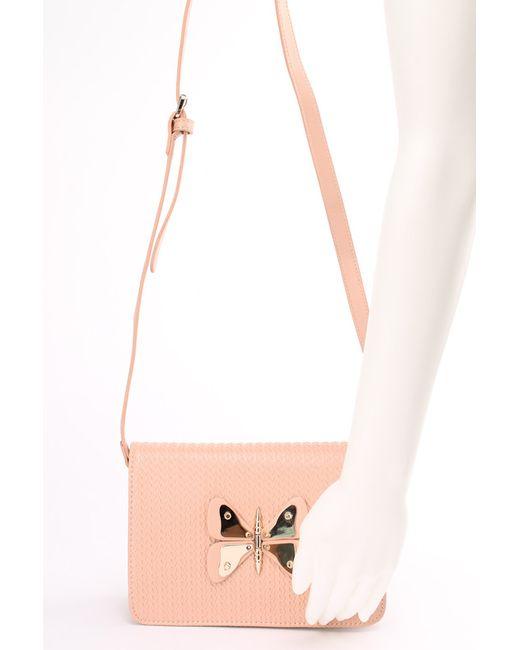 Сумка Calipso                                                                                                              розовый цвет