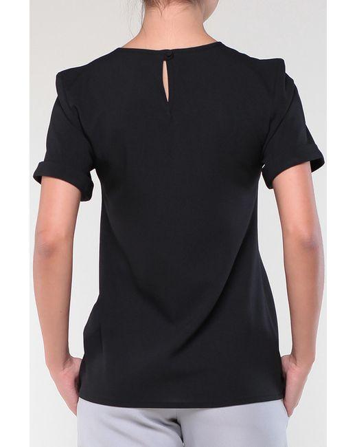 Блуза Dioni                                                                                                              чёрный цвет