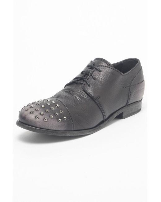Ботинки O.X.S.                                                                                                              чёрный цвет