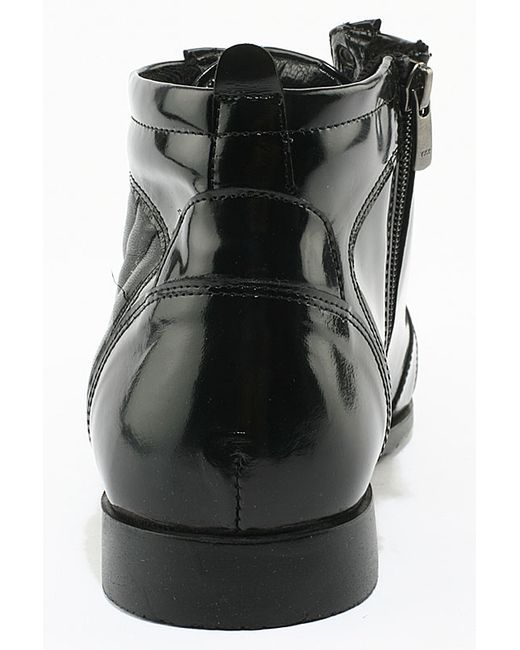 Ботинки Etor                                                                                                              чёрный цвет